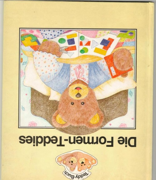 Teddy-Buch - Die Formen-Teddies von Dorothy D Ward mit Illustrationen von Chrissie Wells - Ward, Dorothy D.; Wells, ChrissieSpaeth, Eva M. [Bearb.]