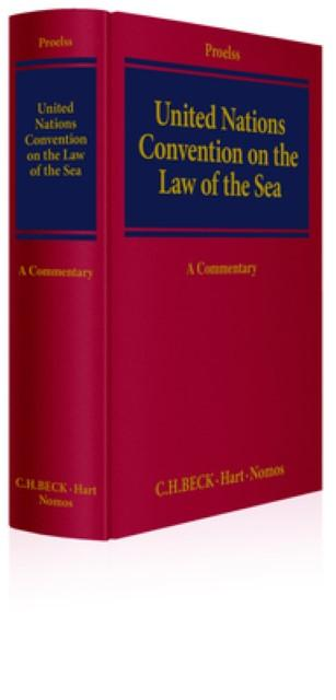 United Nations Convention on the Law of the Sea : A Commentary - Alexander Proelß
