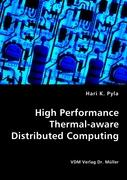 High Performance Thermal-aware Distributed Computing - Pyla, Hari K.