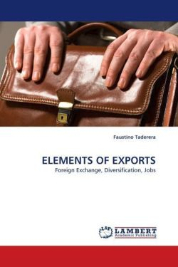 ELEMENTS OF EXPORTS - Taderera, Faustino