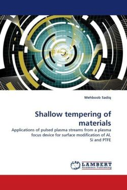 Shallow tempering of materials - Sadiq, Mehboob