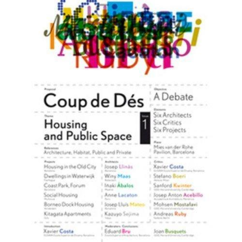 Housing and Public Space.