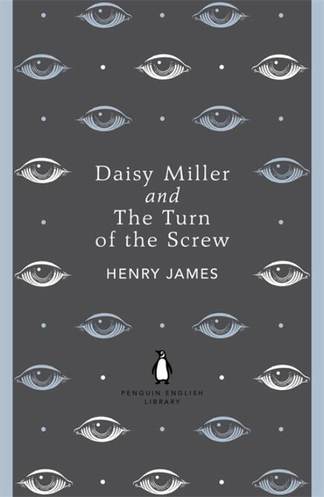Daisy Miller and The Turn of the Screw  Henry James  Taschenbuch  Penguin English Library  Englisch  2012 - James, Henry