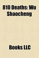 810 Deaths: Wu Shaocheng