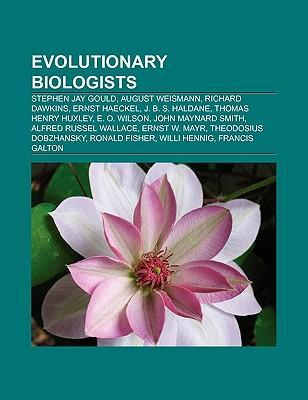 Evolutionary biologists als Taschenbuch von - Books LLC, Reference Series