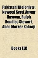 Pakistani Biologists: Naweed Syed