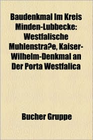 Baudenkmal Im Kreis Minden-L Bbecke - B Cher Gruppe (Editor)