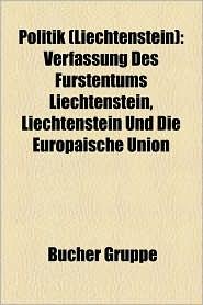 Politik (Liechtenstein) - B Cher Gruppe (Editor)