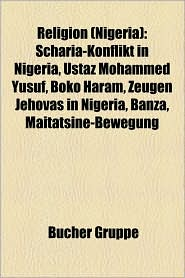 Religion (Nigeria) - B Cher Gruppe (Editor)
