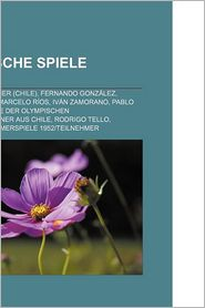 Olympische Spiele (Chile) - B Cher Gruppe (Editor)