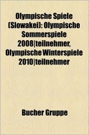 Olympische Spiele (Slowakei) - B Cher Gruppe (Editor)