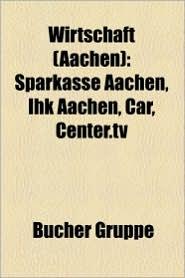 Wirtschaft (Aachen) - B Cher Gruppe (Editor)
