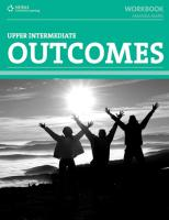 Outcomes Upper Intermediate