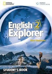 English Explorer 2, Student's Book mit Multi-Rom - Helen Stephenson