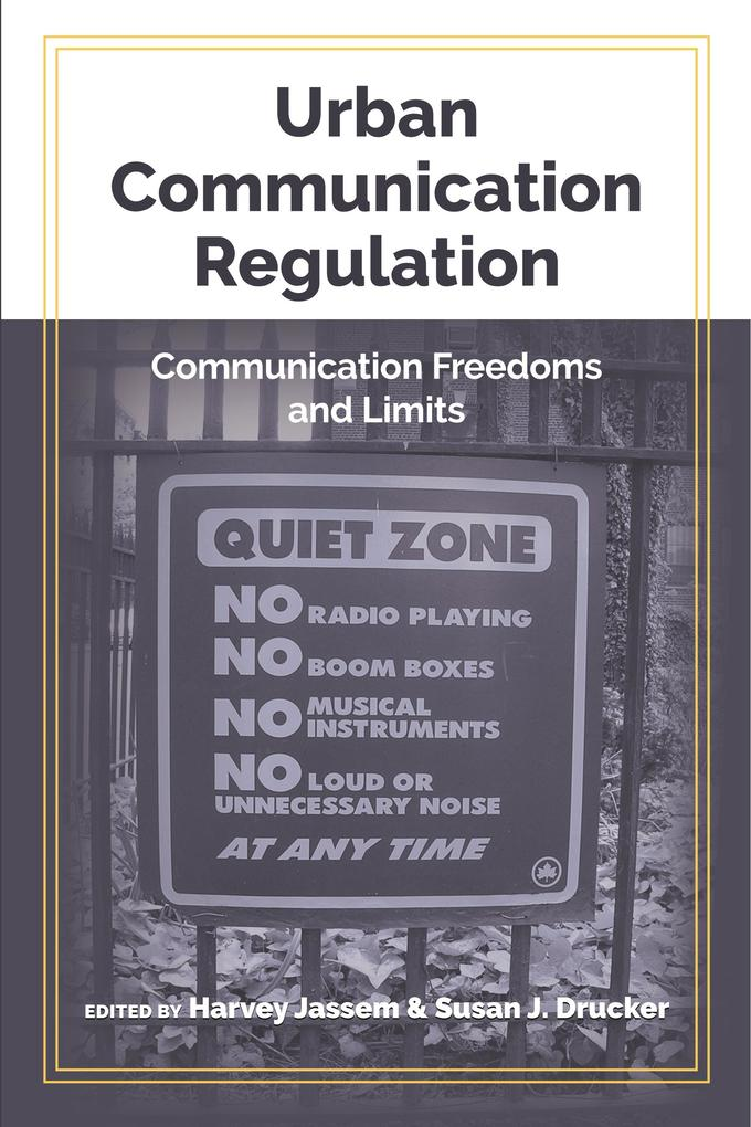 Urban Communication Regulation als Buch von
