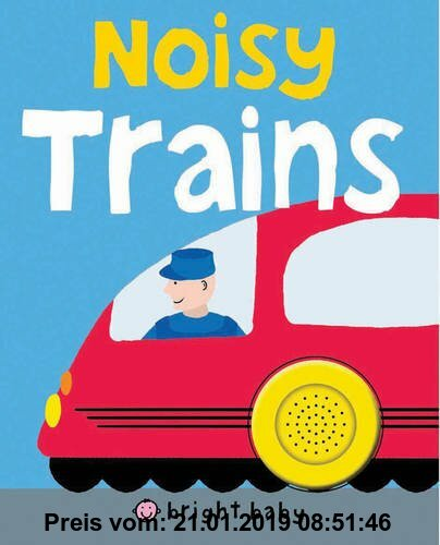 Gebr. - Noisy Trains (Bright Baby Noisy Machines)