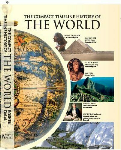Compact Timeline History of the World by Editors of Worth Press 1903025958