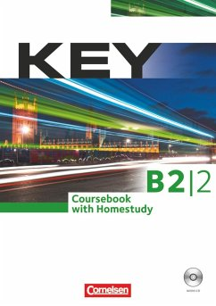 Key B2/2. Kursbuch mit CD und Key/Pocket Teaching Guide - Wright, Jon