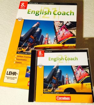 English G21 COACH A4 8.Klasse Software