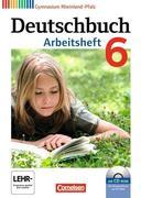Grunow, Cordula;Horwitz, Angela;Mielke, Angela;Muth, Kerstin;Potthast, Vera: Deutschbuch 6. Schuljahr. Arbeitsheft mit Lösungen und Übungs-CD-ROM. Gymnasium Rheinland-Pfalz