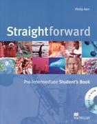 Kerr, Philip: Straightforward Pre-intermediate. Student´s Book