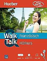 Walk & Talk Französisch Hörkurs, Audio-CD
