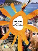 López Moreno, Cristina: Un año en España. Kursbuch mit Audio-CD