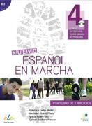 Castro Viúdez, Francisca;Álvarez Piñeiro, Mercedes;Rodero Díez, Ignacio;Sardinero Franco, Carmen: Nuevo Español en marcha 04. Arbeitsbuch mit Audio-CD