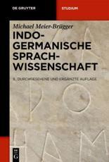 Indogermanische  Sprachwissenschaft - Michael Meier-Brügger (author), Matthias Fritz (other), Manfred Mayrhofer (other)