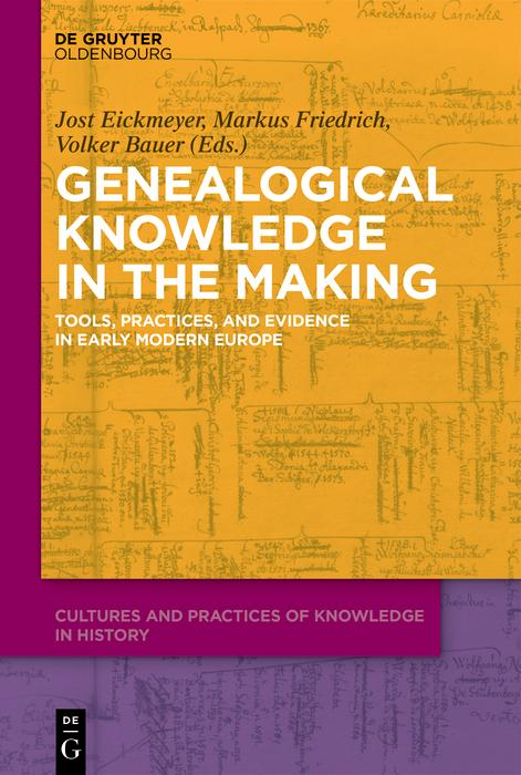 Genealogical Knowledge in the Making