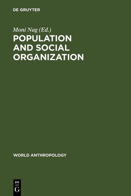 Population and Social Organization als eBook Download von
