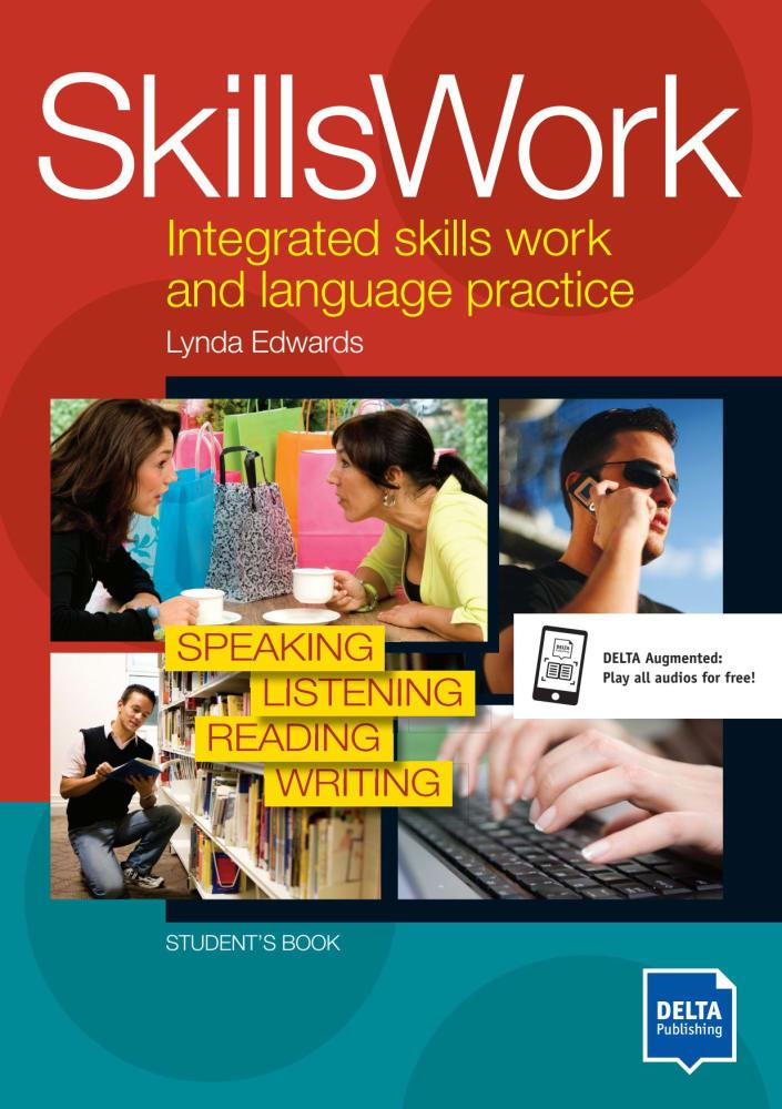 SkillsWork B1-C1. Student's Book with Audio CD