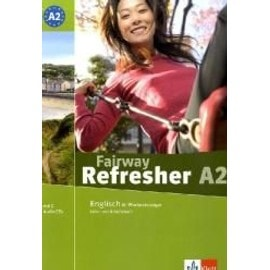 Fairway Refresher. Lehrb. A2 + 2 Audio-CDs