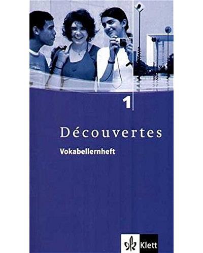 Decouvertes 1 / vokabellernheft / alle bundesländer - Klett Libri