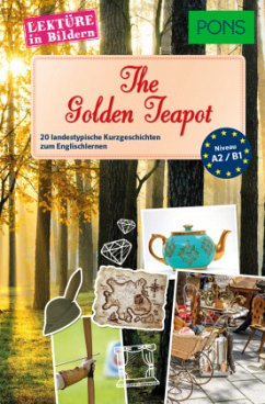 The Golden Teapot - Bullimore, Emma; Evans, Mary