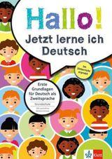 Hallo! Jetzt lerne ich Deutsch. Deutsch als Zweitsprache f. Vorbereitungsklassen - Buch - null