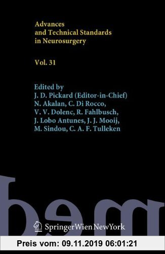 Gebr. - Advances and Technical Standards in Neurosurgery, Vol. 31