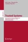 Computer Science - Theory and Applications : 9th International Computer Science Symposium in Russia, CSR 2014, Moscow, Russia, June 7-11, 2014. Proceedings - Moti Yung