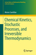 Chemical Kinetics, Stochastic Processes, and Irreversible Thermodynamics - Moisés Santillán