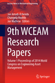 9th WCEAM Research Papers - Joe Amadi-Echendu;  Changela Hoohlo;  Joseph Mathew