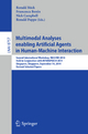 Multimodal Analyses enabling Artificial Agents in Human-Machine Interaction - Ronald Böck; Francesca Bonin; Nick Campbell; Ronald Poppe
