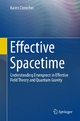 Effective Spacetime - Karen Crowther