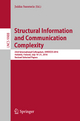 Structural Information and Communication Complexity - Jukka Suomela