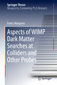 Aspects of WIMP Dark Matter Searches at Colliders and Other Probes - Enrico Morgante