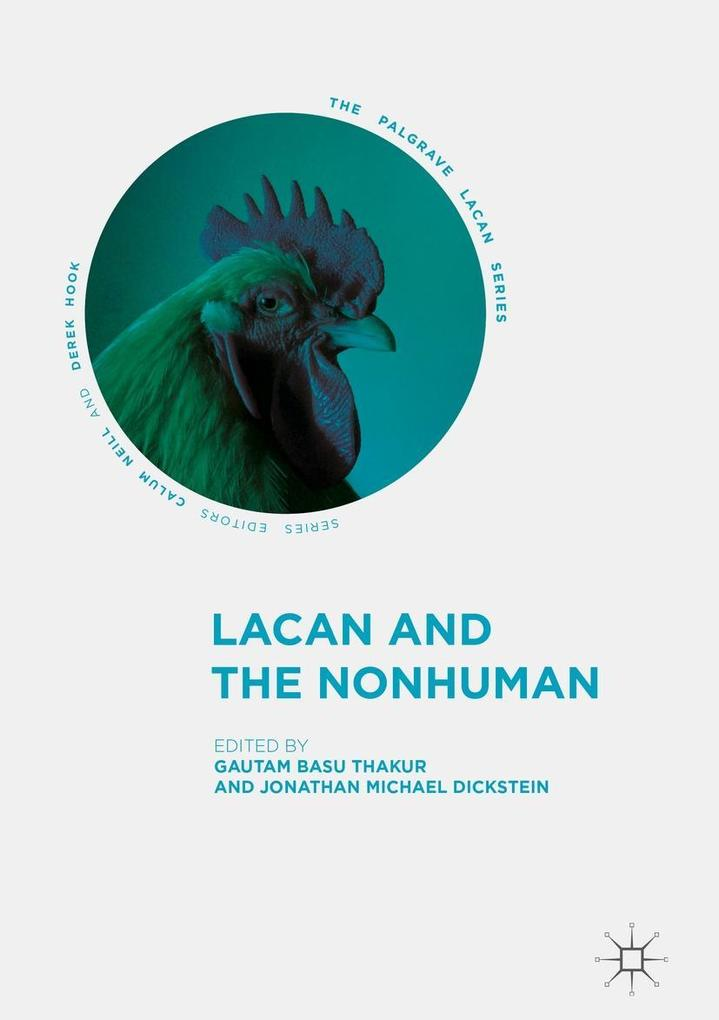 Lacan and the Nonhuman als eBook von - Springer-Verlag GmbH