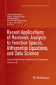 Recent Applications of Harmonic Analysis to Function Spaces, Differential Equations, and Data Science - Isaac Pesenson; Quoc Thong Le Gia; Azita Mayeli; Hrushikesh Mhaskar; Ding-Xuan Zhou