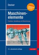 Karl-Heinz Decker: Decker Maschinenelemente