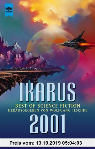 Gebr. - Ikarus 2001. Best of Science Fiction.