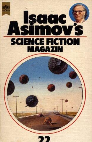 Isaac Asimovs Science Fiction Magzin 22 - Wahren, Friedel