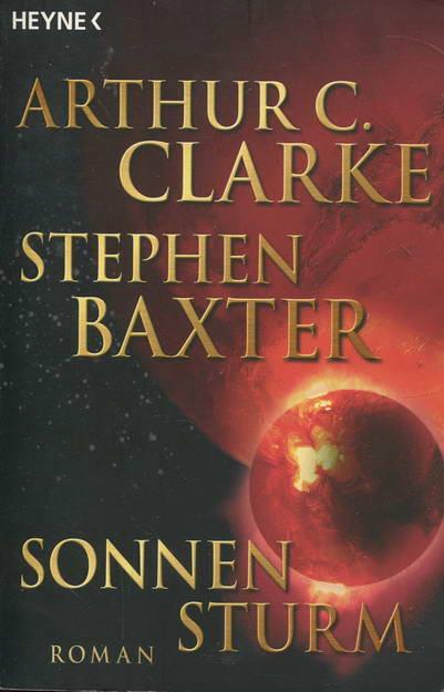 Sonnensturm - Clarke, Arthur C. / Baxter, Stephen